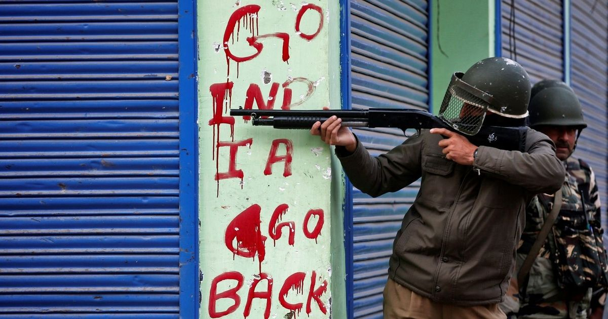To resolve the problem in Kashmir, Indian state must first acknowledge the suffering of its people