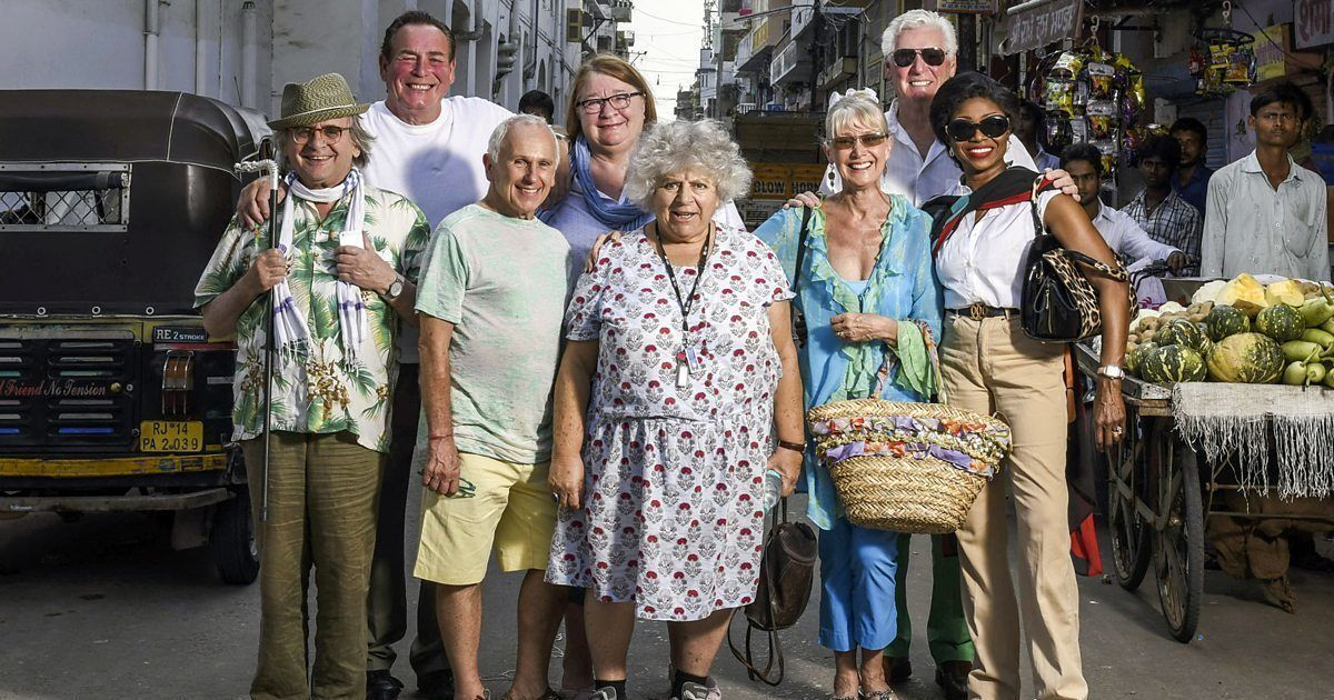 In 'The Real Marigold Hotel', 70-plus foreigners wonder whether to retire in India