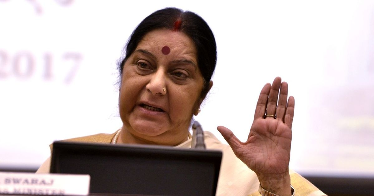 Indians missing in Iraq probably in Badush jail where battle's on: Sushma