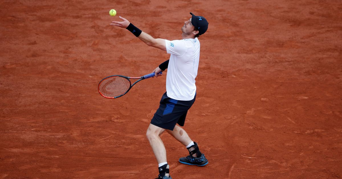 Andy Murray to begin to find his top form