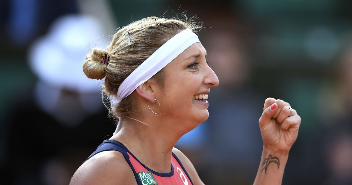 Bacsinszky, Ostapenko in French Open semi-final birthday battle