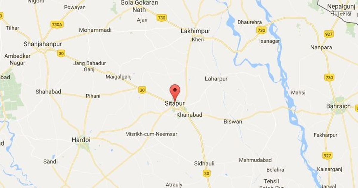 Sitapur: 2 men set woman ablaze after trying to molest her. Twice