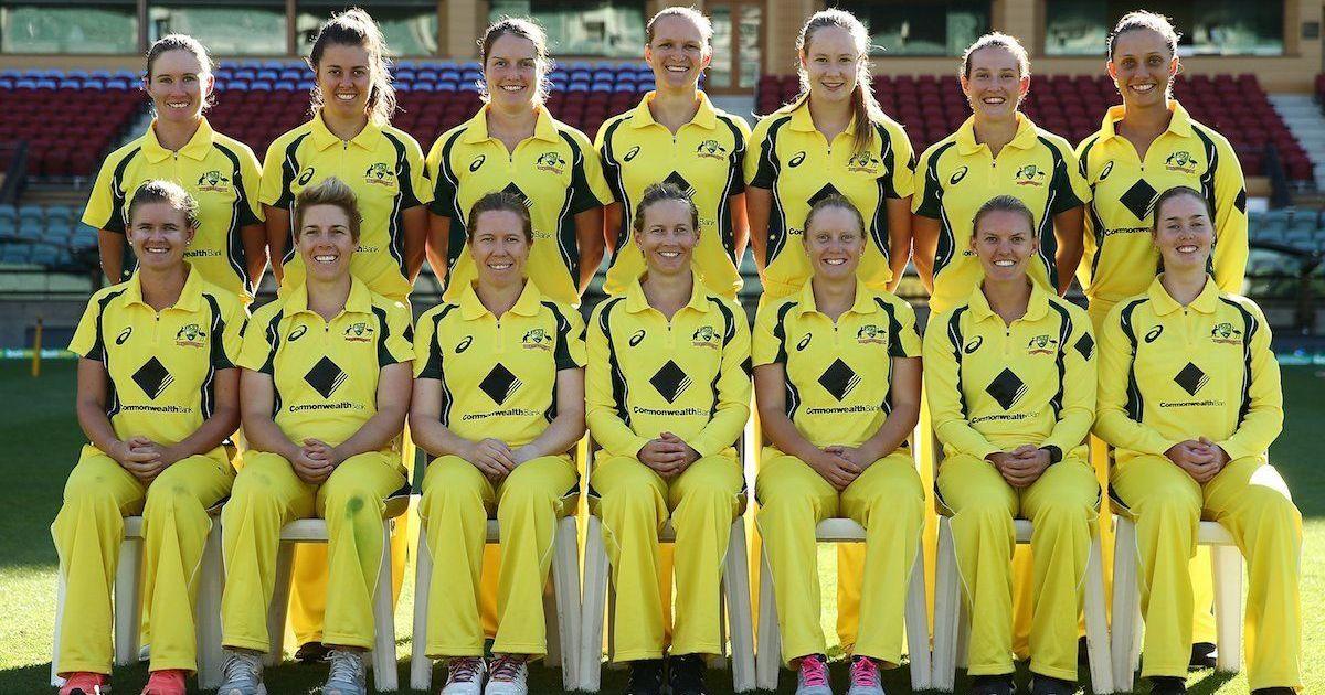 Australia Women S Cricket Team Drops Southern Stars In