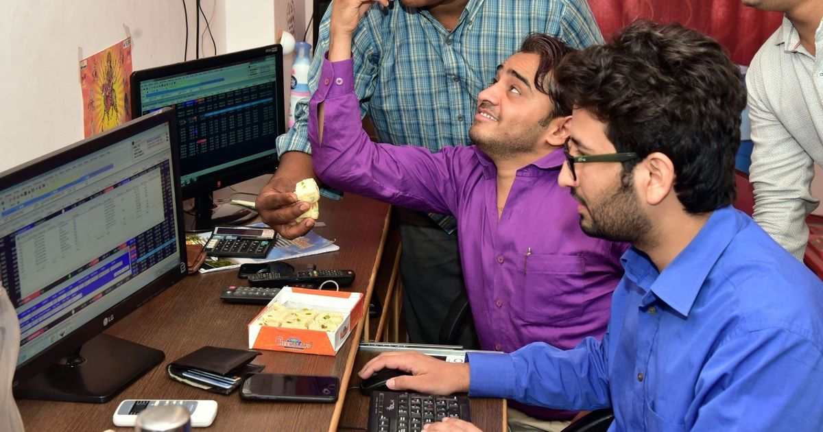 Sensex makes a 136-points rebound as bad loan fight paces up