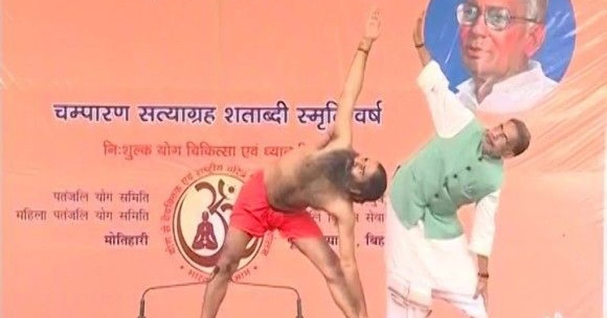 Insensitive ads and a yoga session: BJP's flippant response to farm distress may backfire