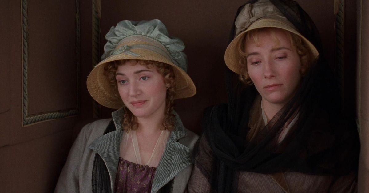 book versus movie jane austen s sense and sensibility is superbly  book versus movie ang lee s sense and sensibility brings jane austen s words to