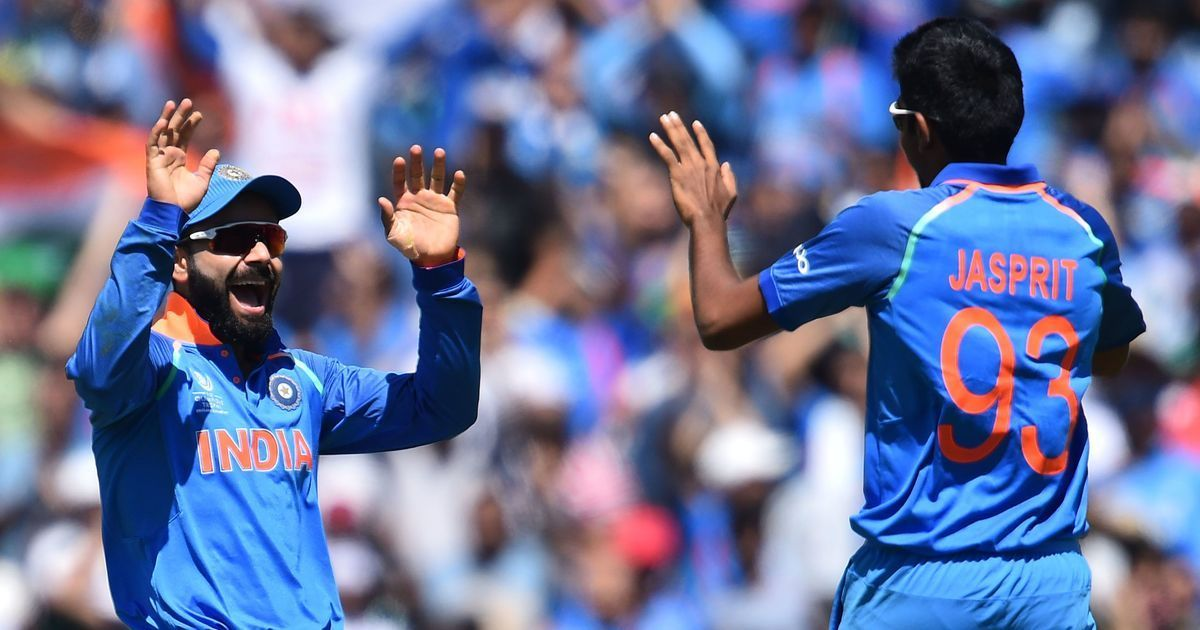 India thrash South Africa to reach ICC Champions Trophy semis