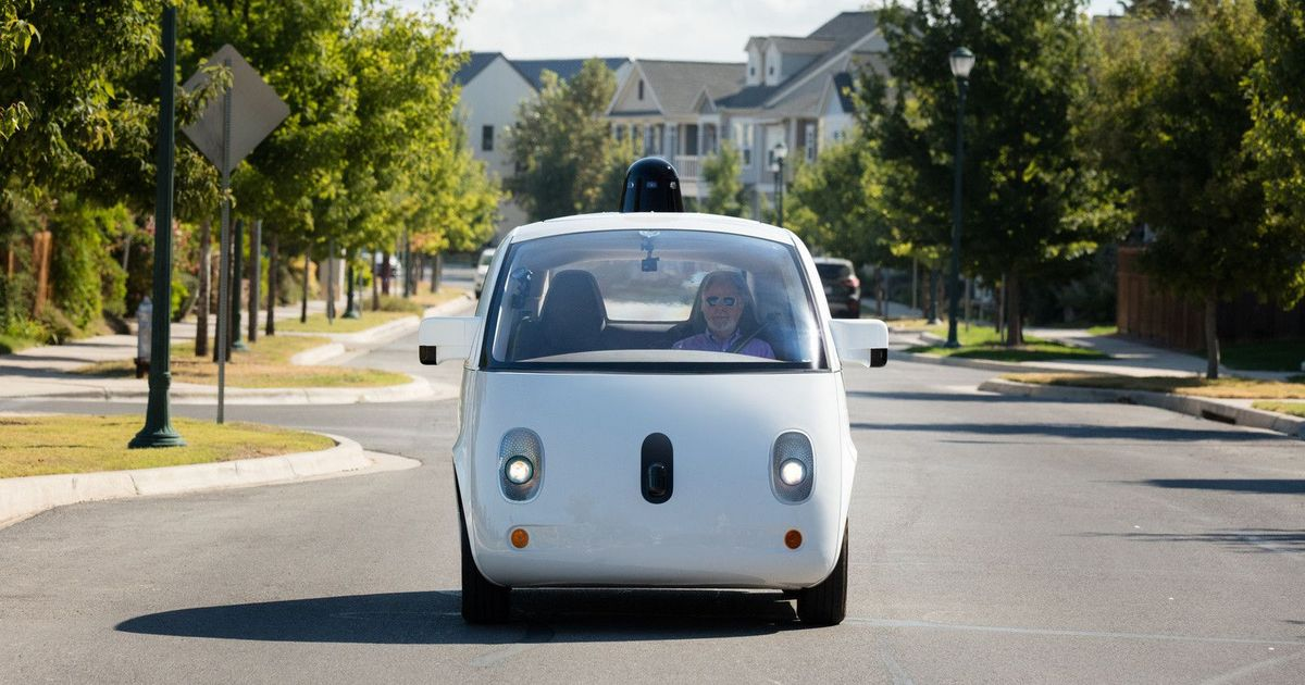 Waymo retires FIREFLY- it's self driving prototype vehicle