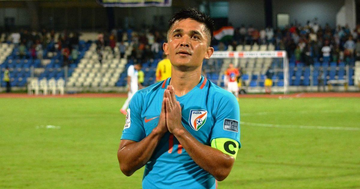 'Ready to offer Sunil Chhetri my country's passport': Myanmar coach heaps praise on India captain