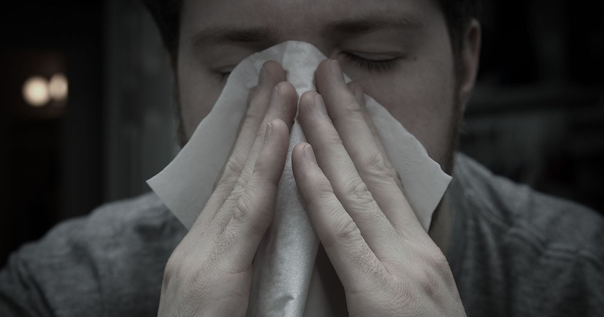 Caught a cold? How hard should you blow your nose?