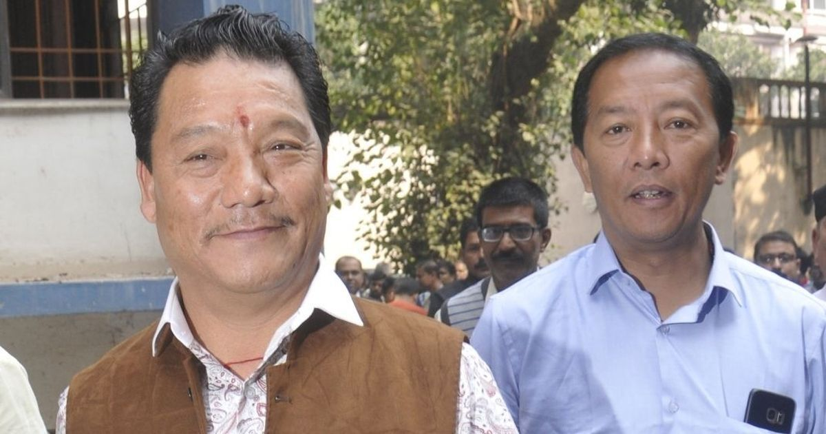 Gorkha leader Bimal Gurung breaks ties with NDA, says he will support TMC in Assembly polls