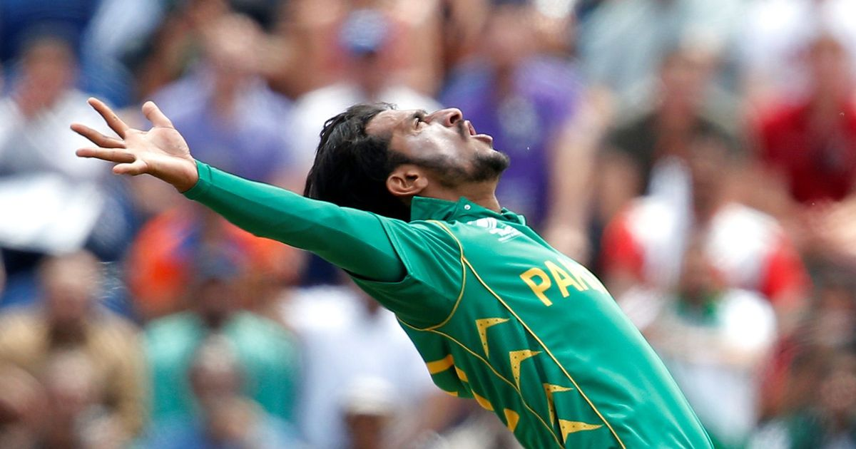 Zaman, Ali help Pakistan storm into Champion's Trophy final
