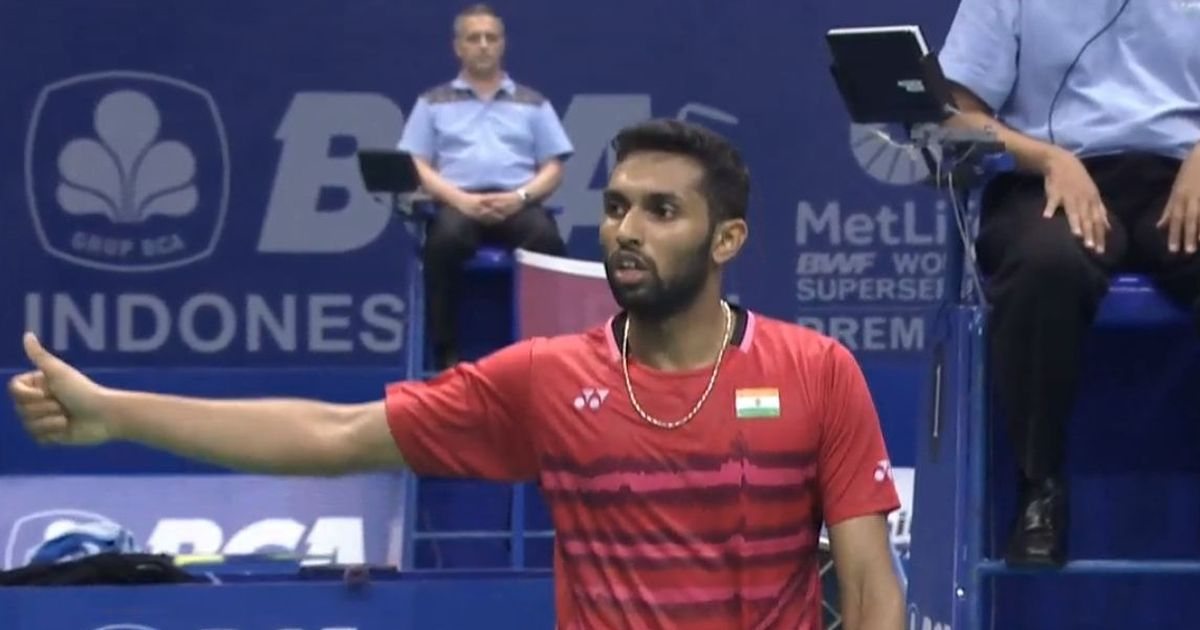 Shuttler Prannoy stuns defending champion to enter Indonesia Open quarters