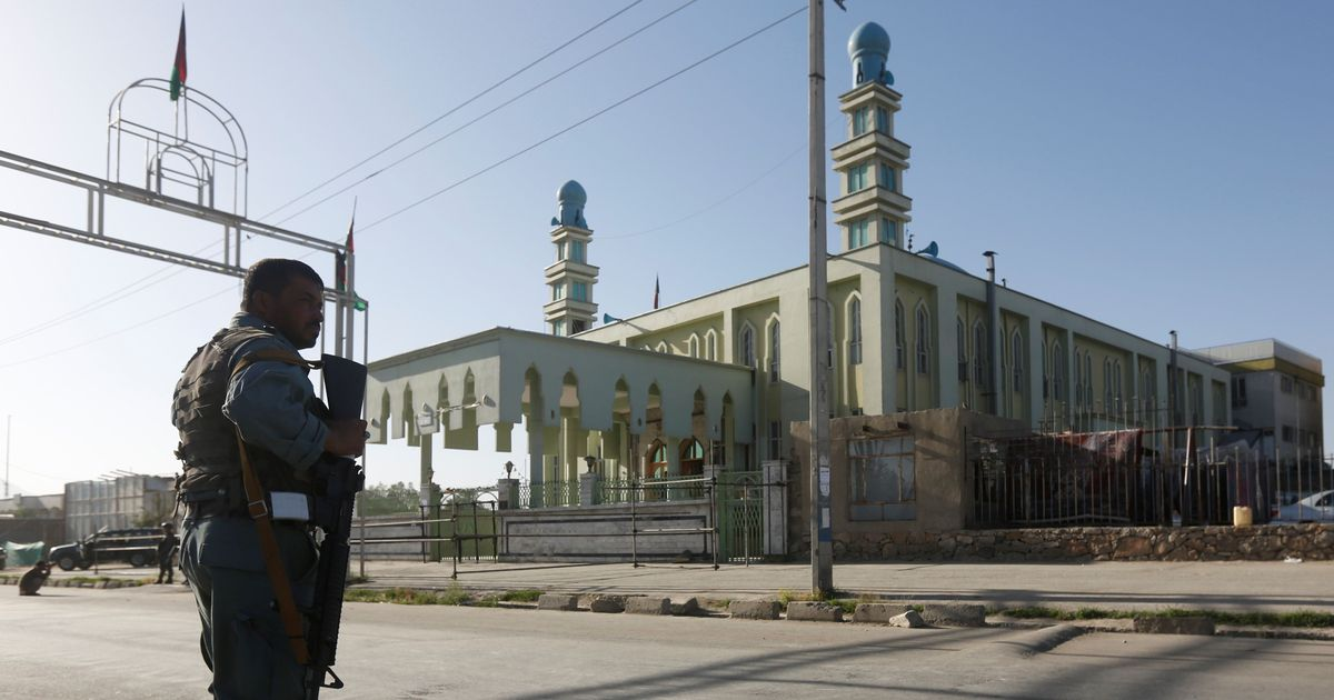 At Least 6 Killed In Kabul Mosque Explosion