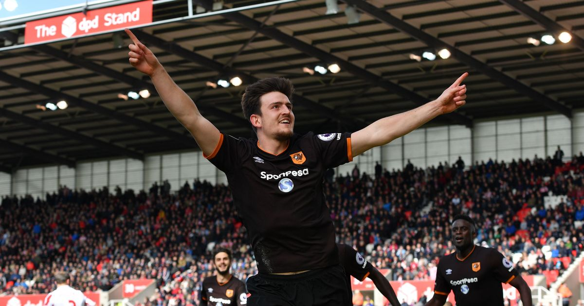 Leicester City sign Hull's Harry Maguire to bolster defence