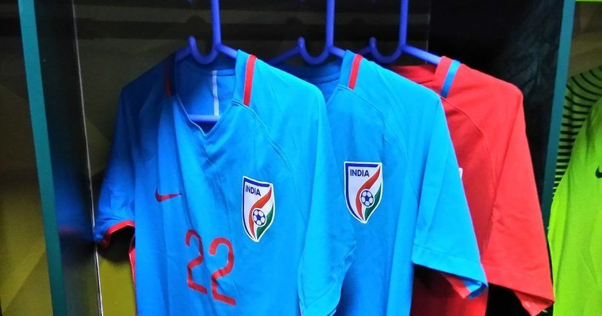 cd2b8b5005f The strange case of the missing Nike India football jersey