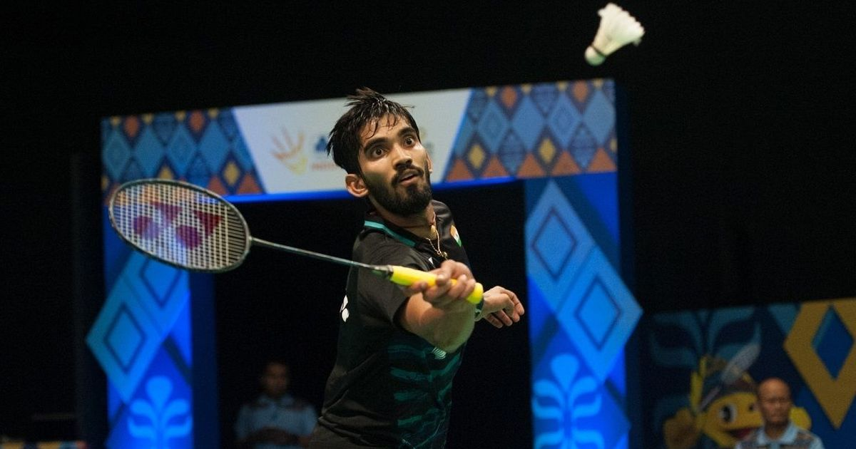 Shocked to reach back-to-back finals, says Kidambi Srikanth