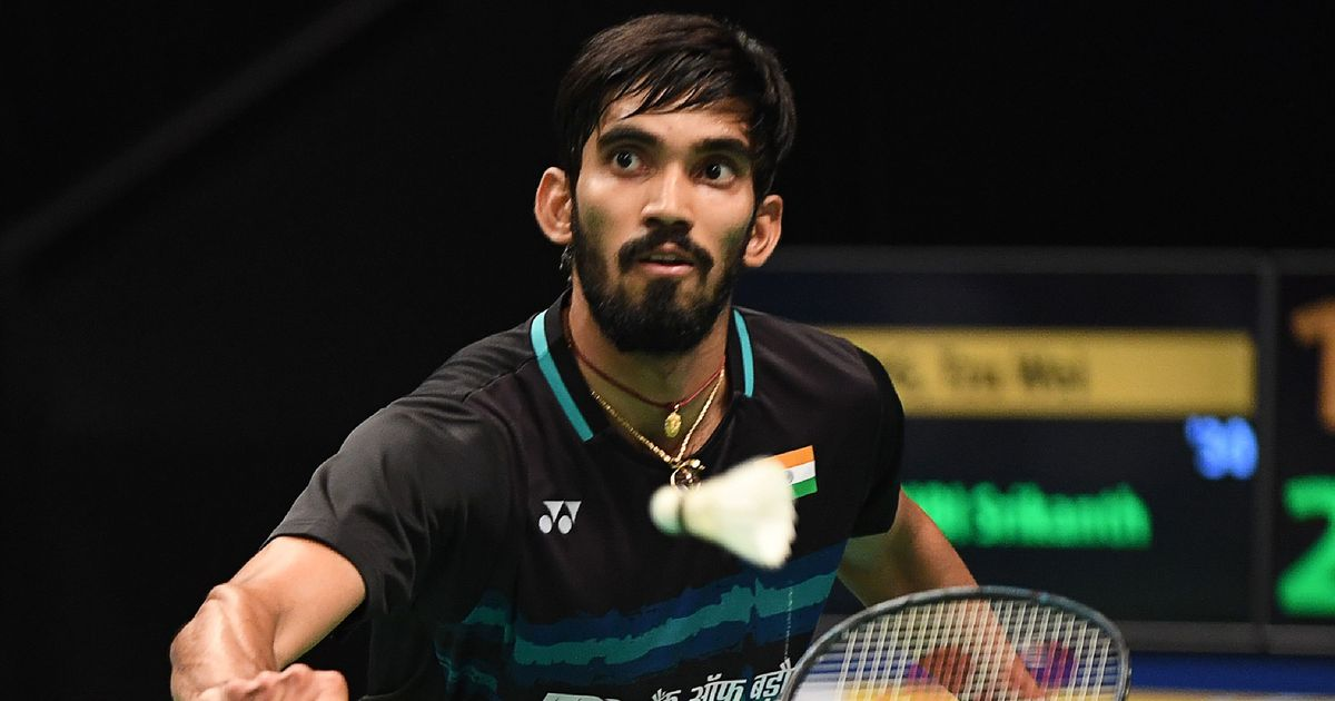 Kidambi Srikanth clinches Indonesia Open Superseries title by beating Japan's Kazumasa Sakai