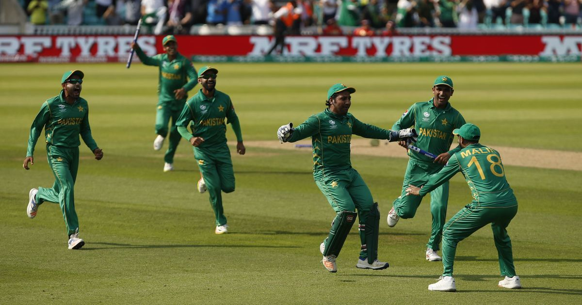 Pakistan thump India by 180 runs to win the 2017 Champions Trophy
