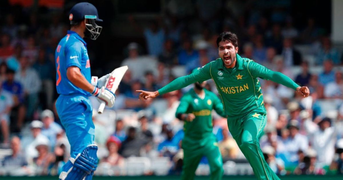 Cricket: Pakistan crush India by 180 runs to lift Champions Trophy
