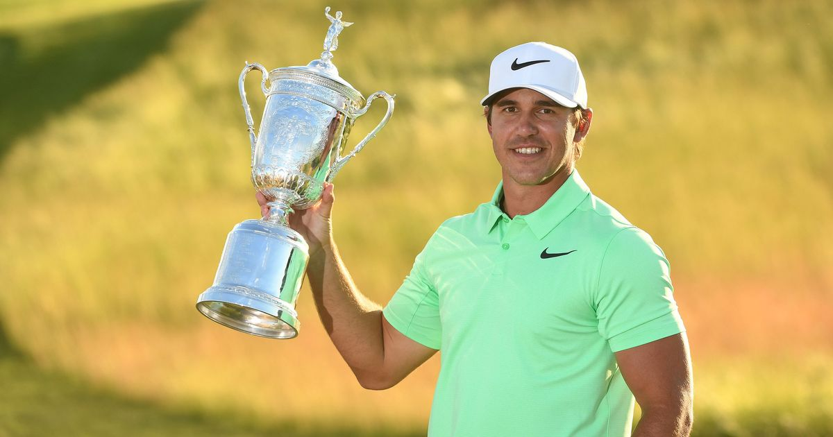 Little-known Koepka Wins US Open Golf Championship