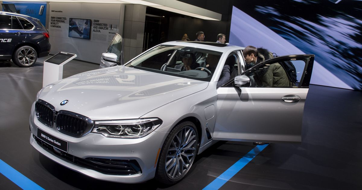 bmw recall: over one million cars in north america called back over
