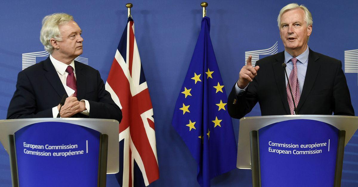 रिश्ता पूरी तरह टूटेगा या कुछ बचा रहेगा, इस पर ब्रिटेन और ईयू के बीच बातचीत शुरू हो गई है