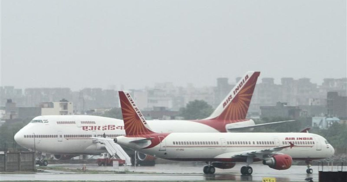 Air India pilot gets accused of molestation by air hostess