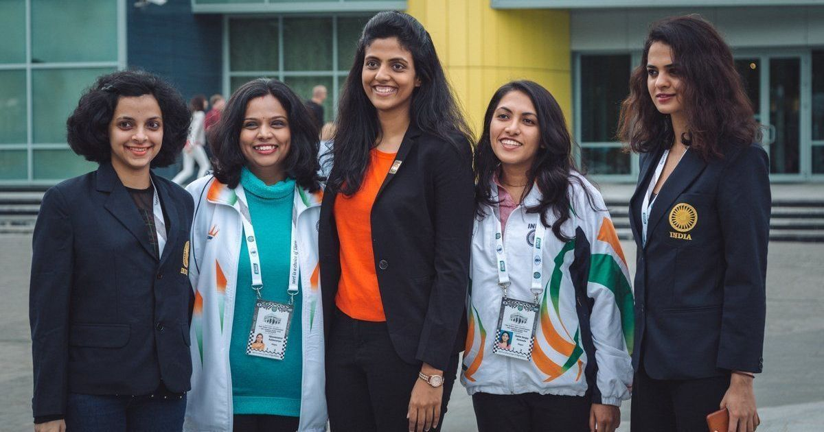 World Team Chess: Indian women beat USA, men's team goes down to China