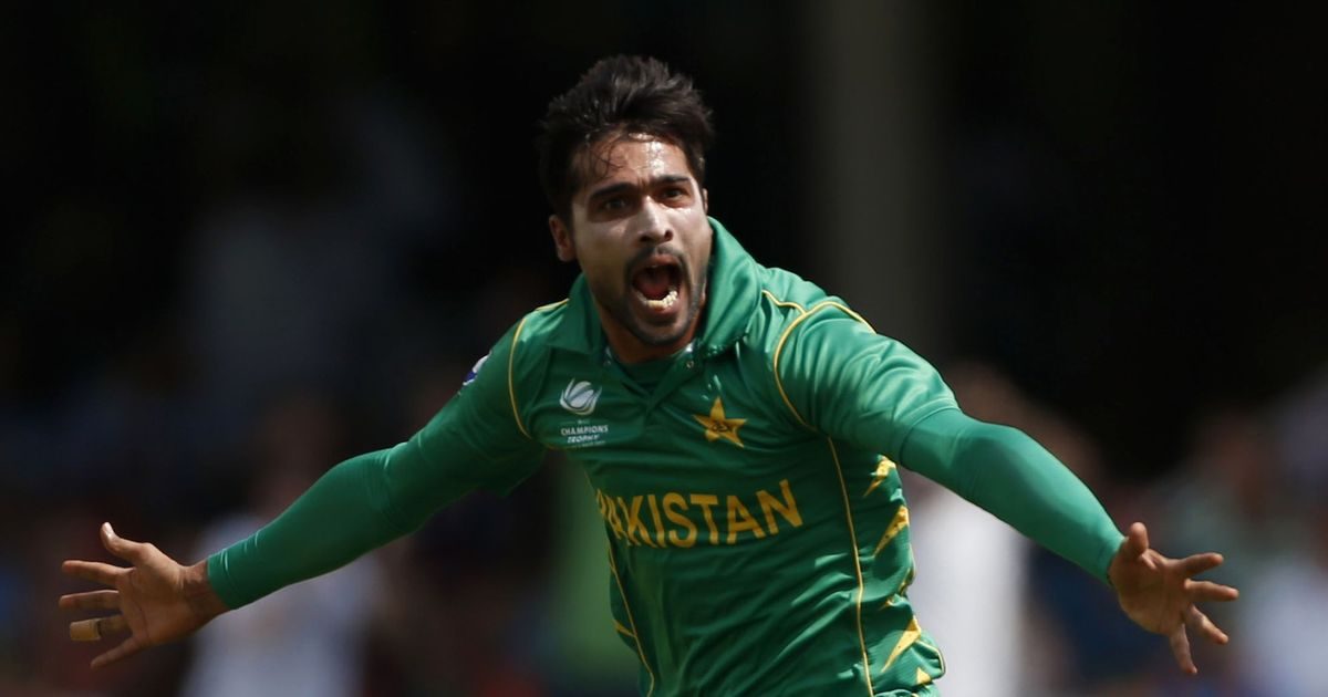 Mohammad Amir, the superstar that might have been, finds his paradise again