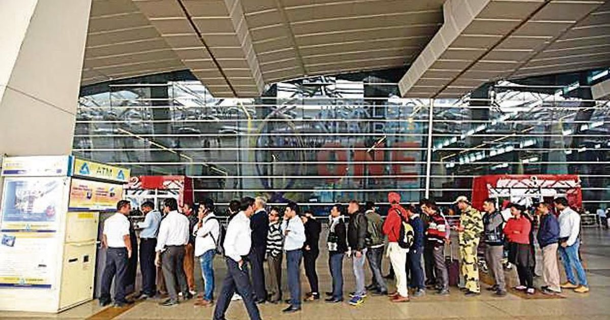 From July 1, no departure cards for Indians flying abroad