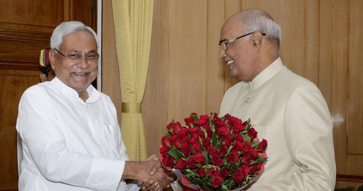 NDA Floats Bihar Governor's Name as India's Next President