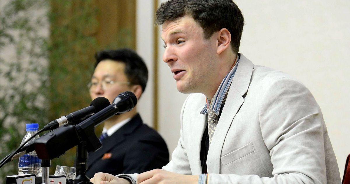 US student dies days after North Korea sent him home comatose
