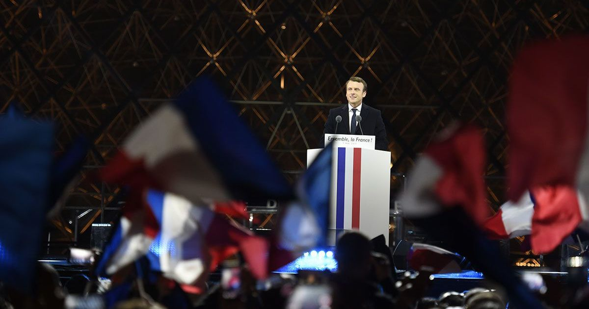 How French President Macron broke the Left-Right divide – and what he needs to do now