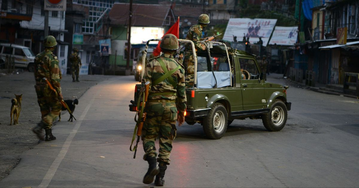 Supreme Court revokes Calcutta HC order on deployment of troops in Darjeeling, Kalimpong