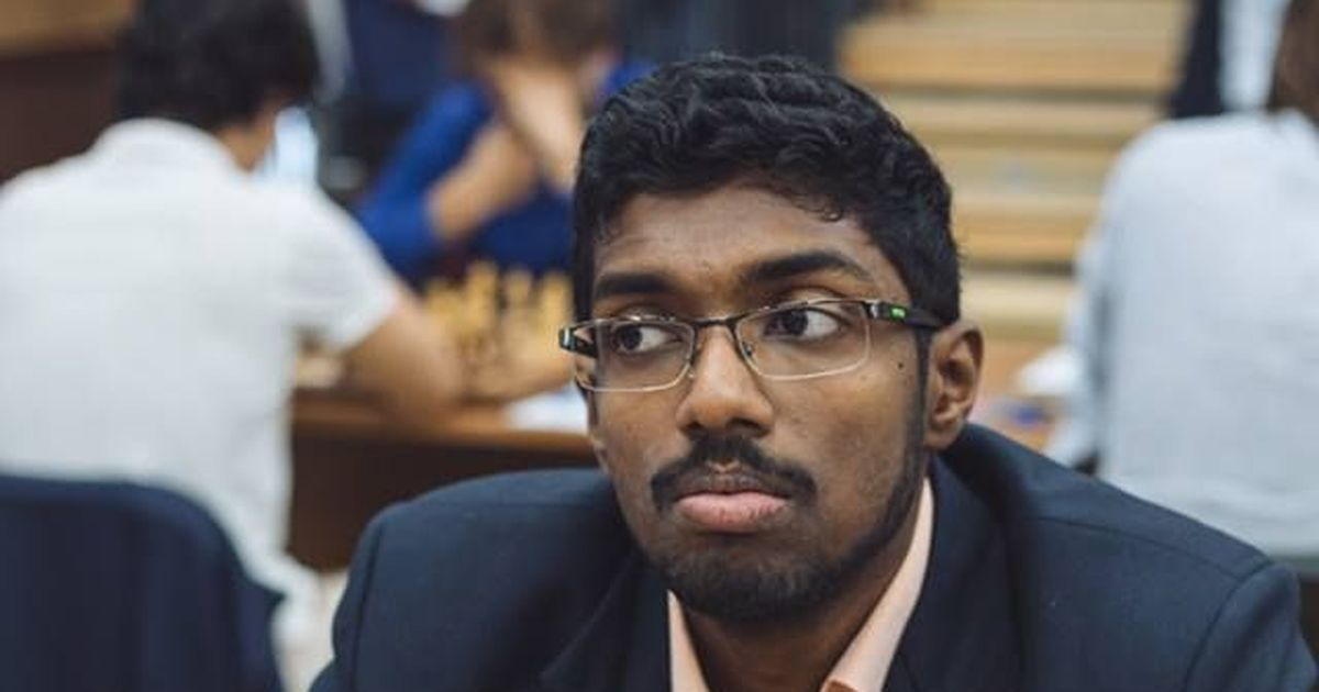 Chess: B Adhiban joins Nihal Sarin and four others in lead at Reykjavik Open