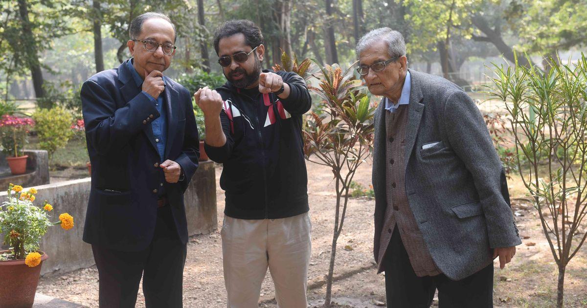 Hindutva, Trump and trolls in documentary on Amartya Sen
