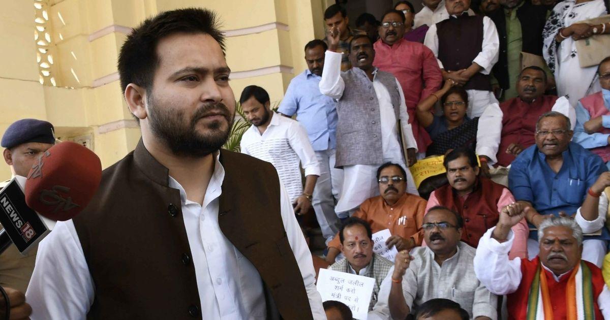 Is 'Mahagathbandhan' Still In Crisis? Nitish's Silence Raises Alarm