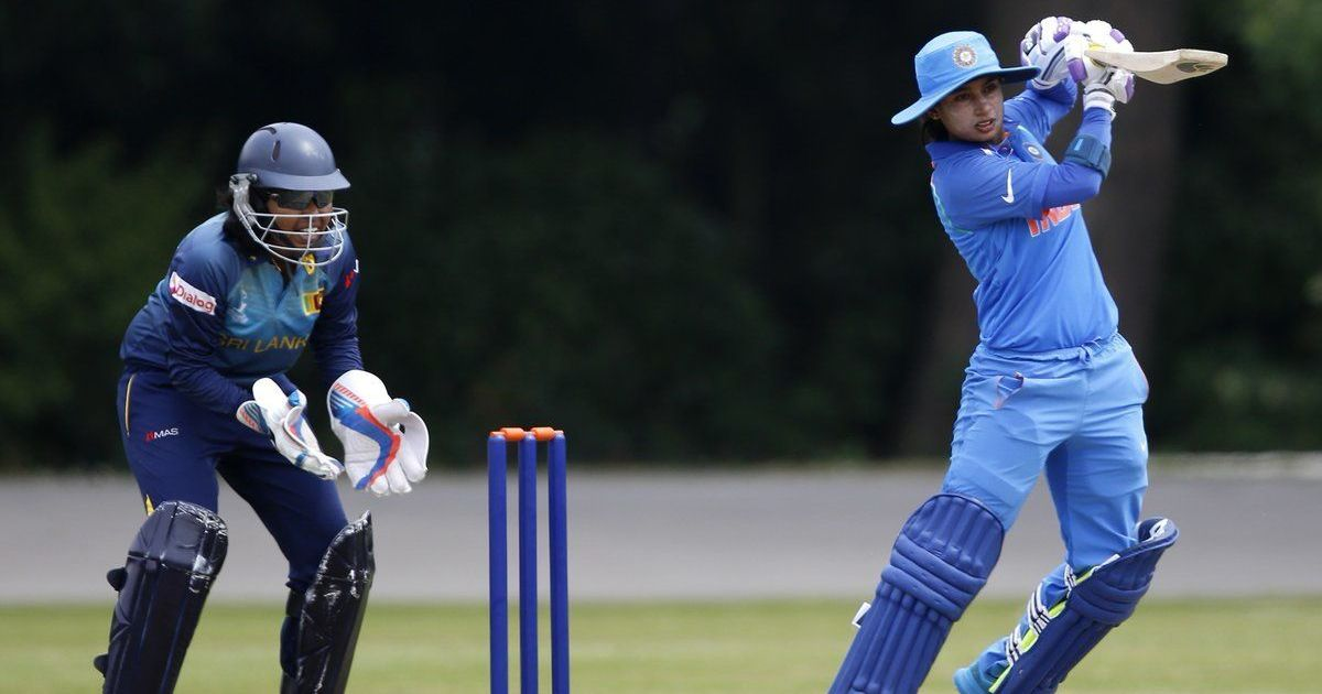 Skipper Mithali Raj leads India to 35-run win over England