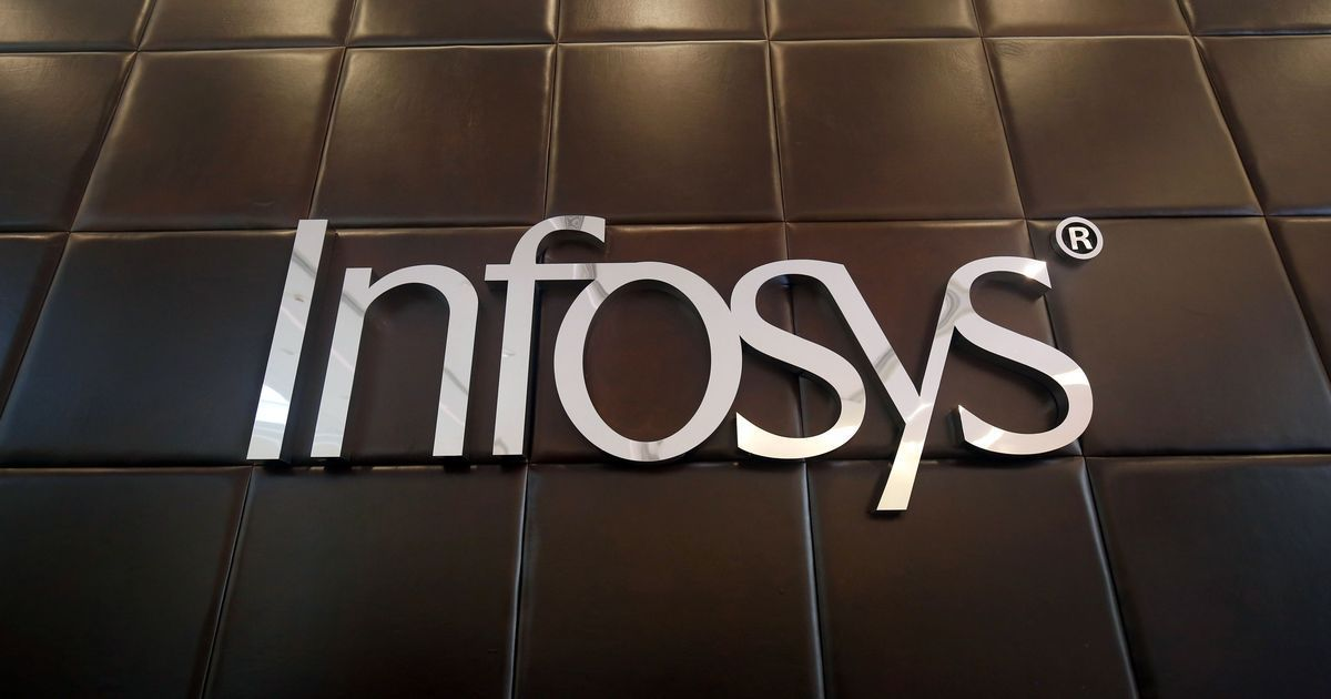 India's Infosys Profit Rose 38% Last Quarter