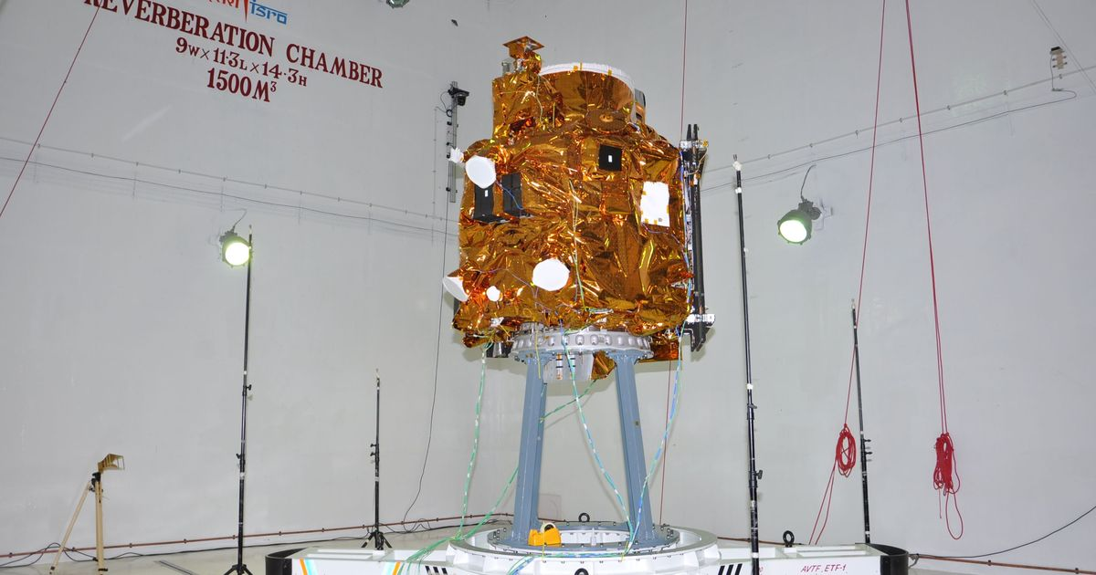 Countdown for launch of Cartosat-2 begins
