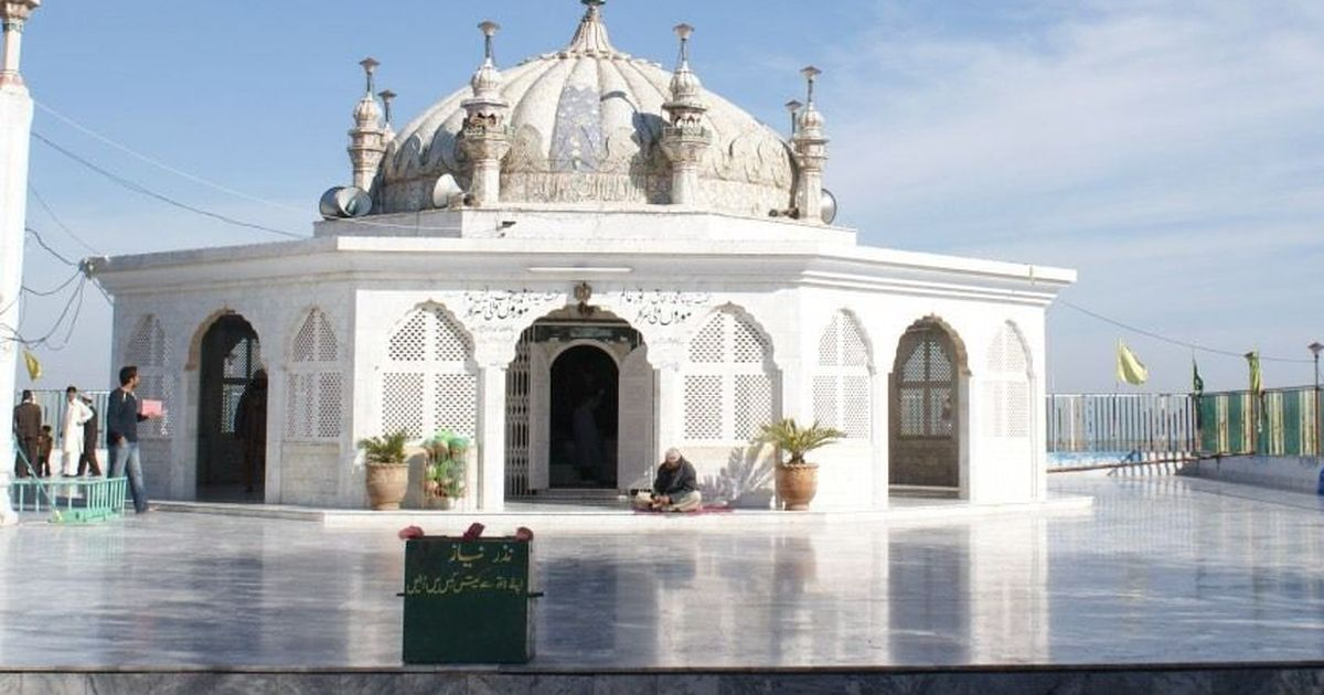 How Pakistan is trying to rewrite the history of its Sufi shrines to wipe traces of Indian links