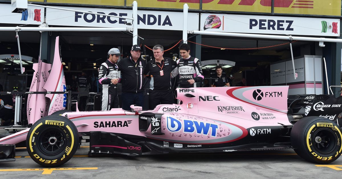 Missed opportunity for Force India in F1 Azerbaijan Grand Prix