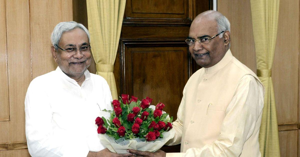 क्यों नीतीश को इससे फर्क नहीं पड़ता कि रामनाथ कोविंद यूपी के दलित हैं और मीरा कुमार बिहार की
