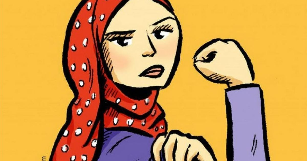 What does it means to be a modern muslim woman a website has some answers - What does contemporary mean ...