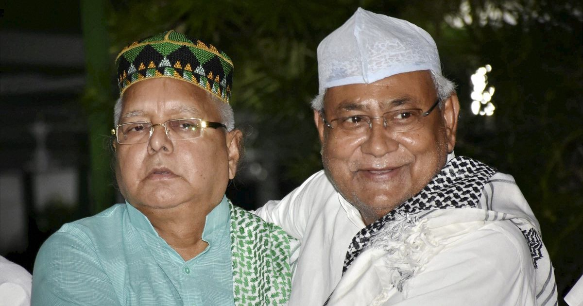 Uneasy alliance: How Nitish and Lalu were forced to fight the Bihar elections together in 2015
