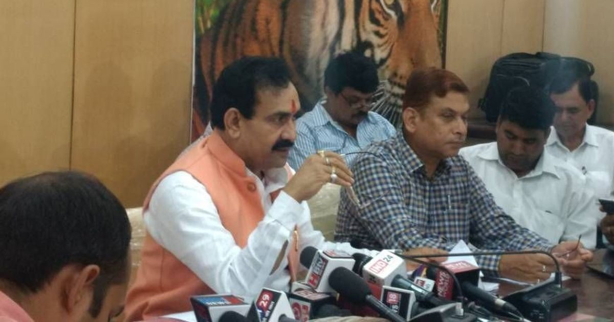 Fresh trouble for BJP in Madhya Pradesh after EC disqualifies top minister