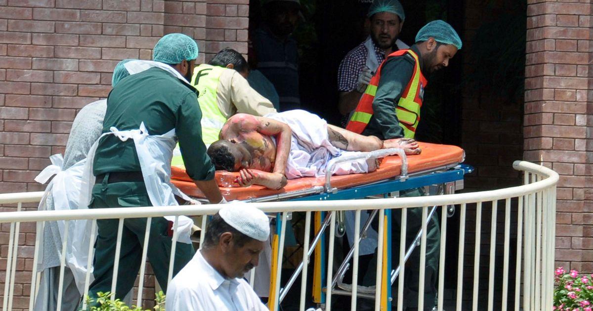 140 killed in Pakistan oil tanker fire, parliamentarian confirms
