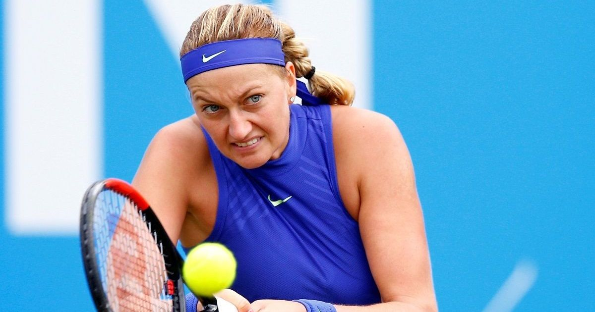 In less than an hour, Kvitova packs off Buyukakcay in Qatar Open first round