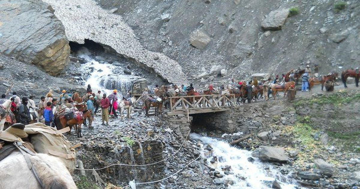 National Green Tribunal raps Amarnath Shrine Board, asks why there are no facilities for pilgrims